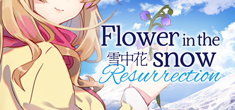 Flower in the Snow - Resurrection