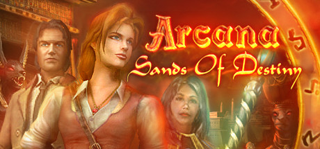 Arcana Sands of Destiny Collector's Edition
