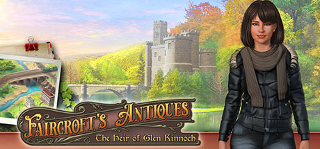 Faircroft's Antiques - The Heir of Glen Kinnoch Collector's Edition