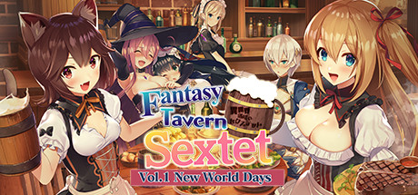 Fantasy Tavern Sextet -Vol.1 New World Days- logo