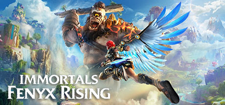 Immortals Fenyx Rising logo