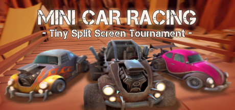 Mini Car Racing - Tiny Split Screen Tournament