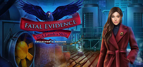 Fatal Evidence: In A Lamb's Skin Collector's Edition logo