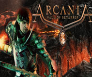 ArcaniA: Fall of Setarrif logo