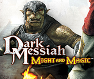 Dark Messiah of Might and Magic logo