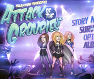 Shannon Tweed's: Attack of the Groupies HD