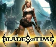 Blades of Time - Limited Edition logo