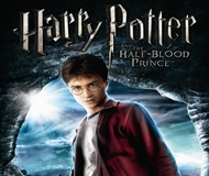 Harry Potter and the Half-Blood Prince logo