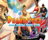 Pranksterz: From Russia With Love logo