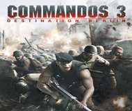Commandos 3: Destination Berlin logo