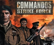 Commandos: Strike Force logo