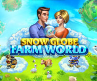 Snow Globe - Farm World