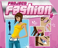 Project Fashion logo