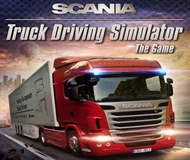 SCANIA Truck Driving Simulator - The Game logo
