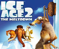 Ice Age 2: The Meltdown logo