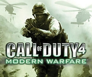 Call of Duty 4: Modern Warfare logo