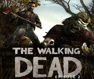 The Walking Dead - Episode 2: Starved for Help logo