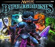 Magic: The Gathering - Battlegrounds logo