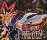 Yu-Gi-Oh! Power of Chaos: Yugi The Destiny logo