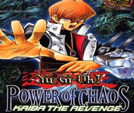 Yu-Gi-Oh! Power of Chaos: Kaiba the Revenge logo