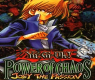 Yu-Gi-Oh! Power of Chaos: Joey the Passion logo