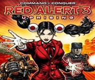Command & Conquer: Red Alert 3 - Uprising logo