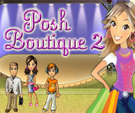 Posh Boutique 2 logo
