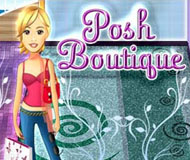 Posh Boutique logo