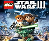 LEGO Star Wars III: The Clone Wars logo