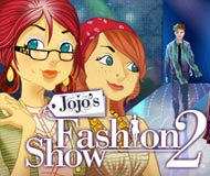 Jojo's fashion show 2: Las Cruces logo