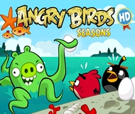 Angry Birds Seasons: Piglantis