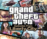 GTA Grand Theft Auto: Episodes from Liberty City logo
