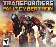 Transformers: Fall of Cybertron logo
