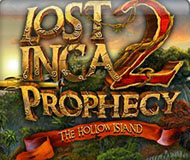 Lost Inca Prophecy 2: The Hollow Island logo
