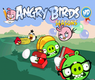 Angry Birds Seasons: Back To School logo