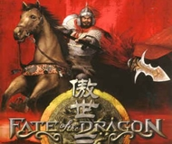 Three Kingdoms: Fate of The Dragon logo