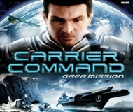 Carrier Command: Gaea Mission logo