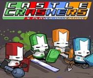 Castle Crashers logo