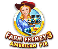 Farm Frenzy 3: American Pie logo