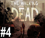 The Walking Dead - Episode 4: Around Every Corner logo