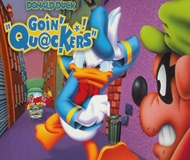 Donald Duck: Goin' Quackers logo
