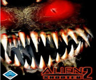 Alien Shooter 2: Conscription logo