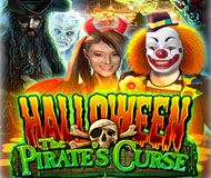 Halloween: The Pirate's Curse logo