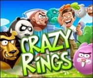 Crazy Rings logo