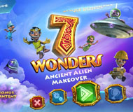 7 Wonders: Ancient Alien Makeover Collector's Edition logo