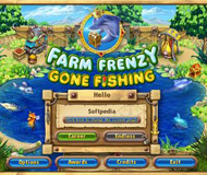 Farm Frenzy – Gone Fishing