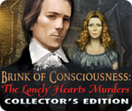 Brink of Consciousness: The Lonely Hearts Murders Collector's Edition