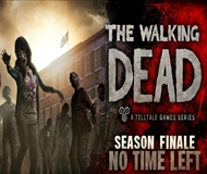 The Walking Dead - Episode 5: No Time Left logo