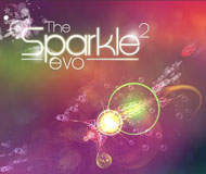 The Sparkle 2: Evo logo