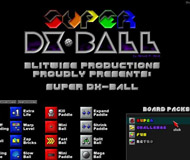 Super DX Ball Deluxe logo